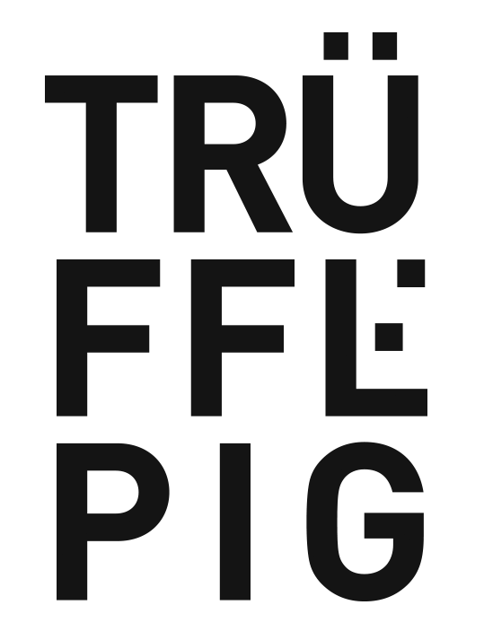 TRÜFFLEPIG: Discovering good ideas since 2000
